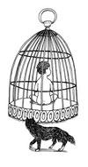 サムネイル:鳥かご by.Tatsuya